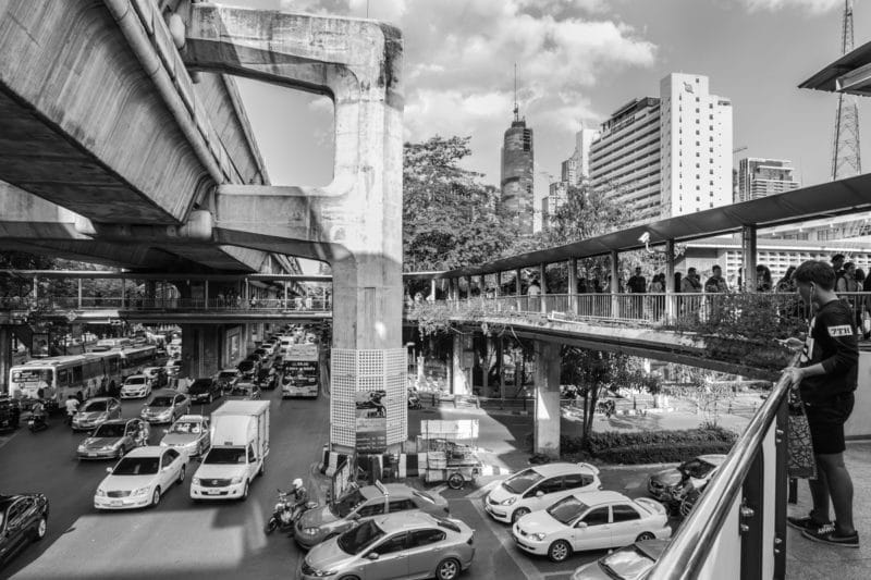 street photography in bangkok