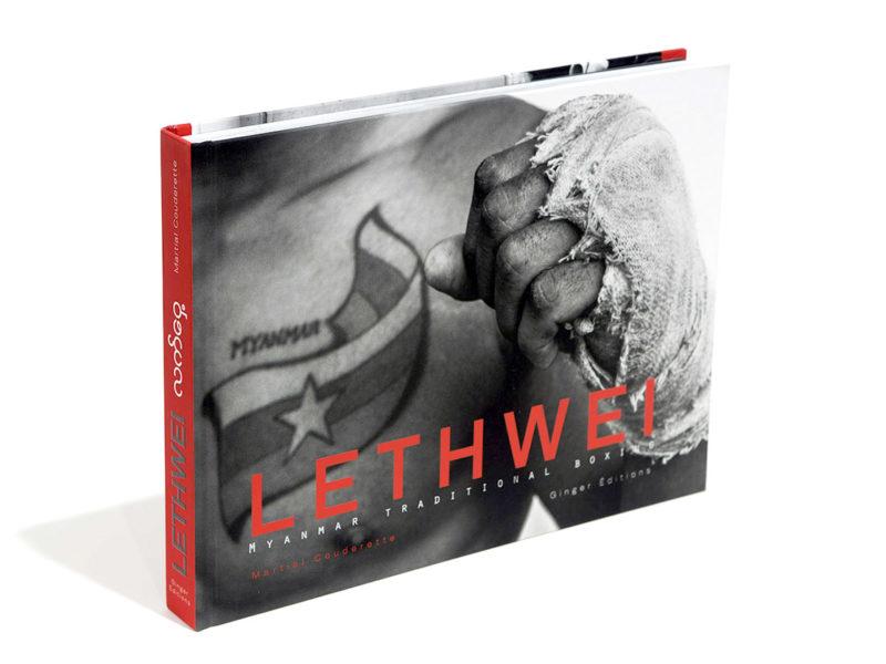 Livre Lethwei - book lethwei